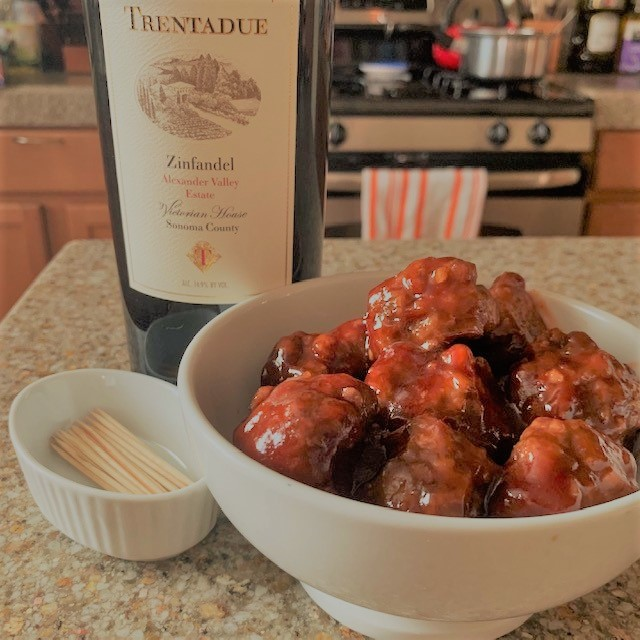 Happy Hour At Home | 2017 Victorian House Zinfandel